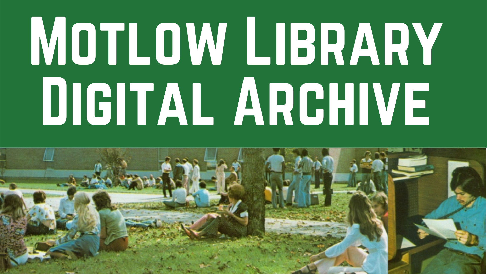 Motlow Library Digital Archive